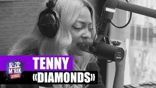 Tenny - Diamonds [ Rihanna Cover ] en live sur Skyrock !