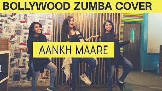 SIMMBA : Aankh Maare| Bollywood  Zumba Workout | Ranveer Singh , Sara Ali Khan |Neha Kakkar