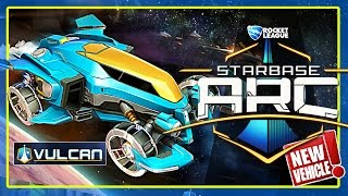 Rocket League : 'Starbase ARC' Free DLC Trailer (1080p/4K)