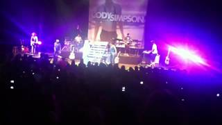 Cody Simpson ft. Becky G - Wish You Were Here - OC, CA