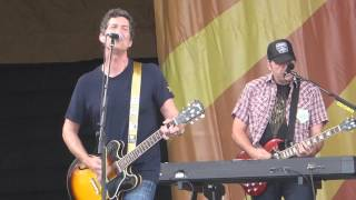 Better Than Ezra - A Lifetime (Jazz Fest 04.24.16) HD