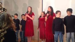 Cantemos Jubilosos Coro de niños Solo Tu