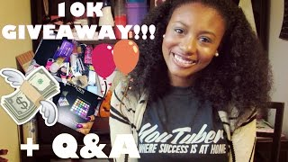 10K SUBSCRIBERS GIVEAWAY AND Q&A!! [GIVEAWAY CLOSED]
