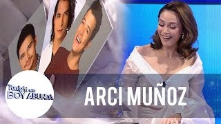 Arci reveals the best kisser among all her leading men | TWBA