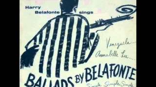 Harry Belafonte with Zoot Sims Quintet - The Night Has a Thousand Eyes