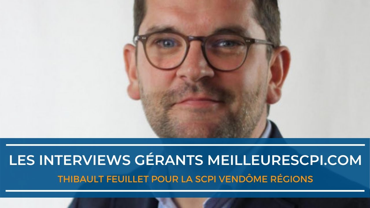 SCPI Vendôme Régions