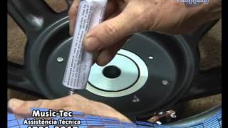 Music-Tec - Assistência Técnica Especializada - Alto falante