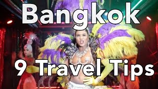 9 Great Travel Tips for Visiting Bangkok