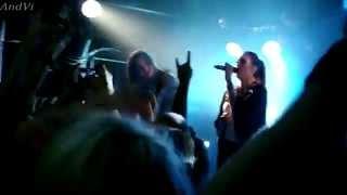 Amaranthe - Infinity,(HD) Live at John Dee , Oslo 05.09.2014