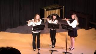 Kira Flute Trio Ensemble Night