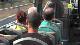 Autocarro do Sol da Caparica