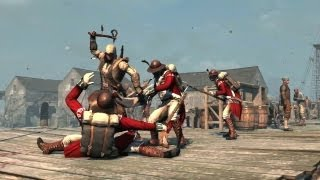 Assassin's Creed III - New Graphics Engine: AnvilNext Tech Demo Trailer