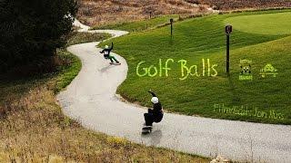 Skate Invaders x Escarpment Surfers // Golf Balls feat John Barnet and Mathew Noseworthy
