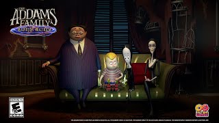Video: The Addams Family: Mansion Mayhem Gets A Spooky New Gameplay Trailer