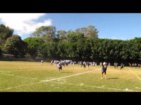 JUEGO DE JAGUARES DE EL SALVADOR Y LOBOS DE NICARAGUA 17 DIC. 2011 PARTE 1.avi