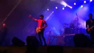 Gene Loves Jezebel - Break the Chain - 2013-07-12 @ Águeda - Portugal