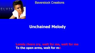 Unchained Melody   Elvis Presley