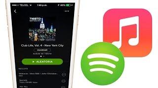 Descarga Musica de Spotify GRATIS en iPhone, iPad o iPod