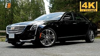 4K 2018 Cadillac CT6 -  Can it Compete with the S-Class and 7 Series?