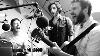 """Jim Kroft """"Redemption"""" live (acoustic) @FluxFM"""