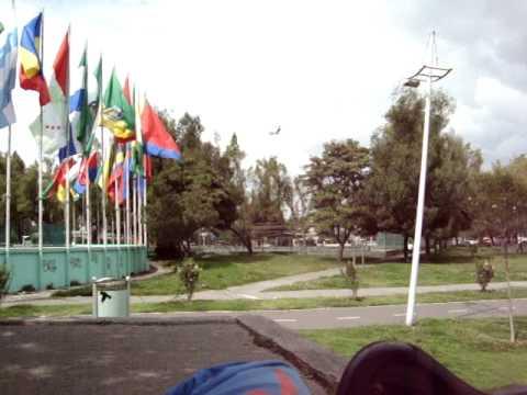 AEROPUERTO CIRCOPIAR quito ecuador parque la carolina