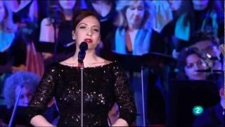 """Mónica Naranjo """"NESSUN DORMA"""" (Homenaje a Plácido Domingo)"""