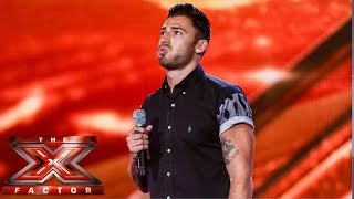 Jake Quickenden sings Christina Perri's A Thousand Years | Boot Camp | The X Factor UK 2014