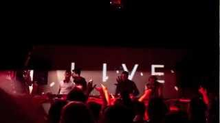 DIRTYPHONICS live @ Dim Mak Studios, LA - Lets get dirty (3/14/2012)