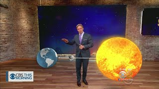 Total Solar Eclipse Explained