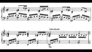 Sergei Rachmaninoff ‒ Prelude in F major Op. 2