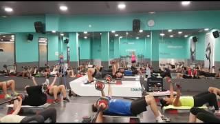 Presentación Body Pump 99 | Synergym Mijas Costa