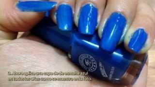 Como hacer una bonita manicura de lunares - Hazlo tu Mismo Belleza - Guidecentral