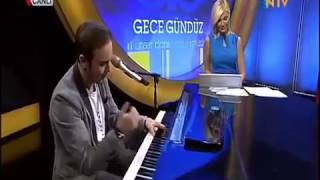 Mustafa Ceceli Gül Rengi Piyano Solo