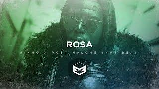 "Ninho x Post Malone Type Beat 2017 ""Rosa"" | Rap/Trap Instrumental | Evi Beats"