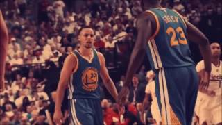 Stephen Curry- Gang Up