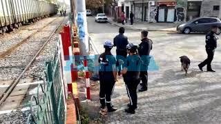 El tren arrolló a una persona en 1 y 34 y otra vez el Roca llega sólo hasta Villa Elisa