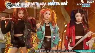 [Vietsub+Kara] I.O.I - Whatta Man ( Harley Quinn Ver. )