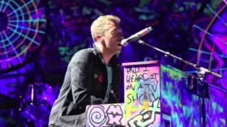 Coldplay | Us Against The World | HD | Sandy Hurricane Relief | 12 12 12 |