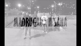 Dos Santos - Madrugada Insana ( Áudio Oficial )