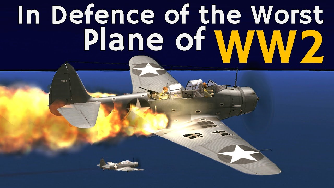 In Defense of the Worst Aircraft of World War II -