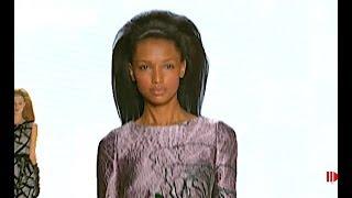 CAROLINA HERRERA Fall 2012 2013 New York - Fashion Channel