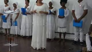 Coro Oyá Igbalé da UNEB Cantiga dedicada para o Orixá Iansã