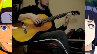 Konoha Peace from Naruto Shippuden (guitar instrumental)