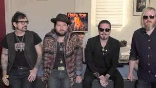 Rival Sons Q&A - How would you describe your music? (Part 1 of 7)