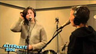 """Mountain Man - """"Holy Father"""" (Live at WFUV)"""