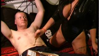 Navel Torture With Porn Star Gina Snake