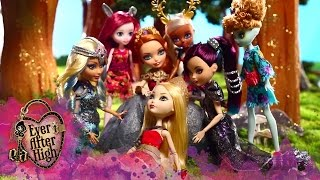 The Competition Heats Up at the Ever After High Dragon Games | Ever After High