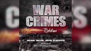 King David - War Kraft - Explicit | War Crimes Riddim | Official Audio