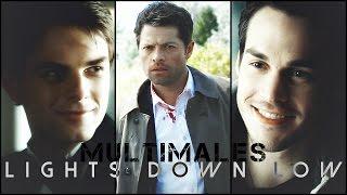 ▶️ Multimales ● Lights Down Low [HBD Manu]