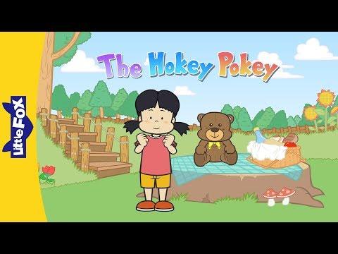 The Hokey Pokey | Song for Kids by Little Fox - YouTubehttps://www.youtube.com/watch?v=8Qmr_6kMbts